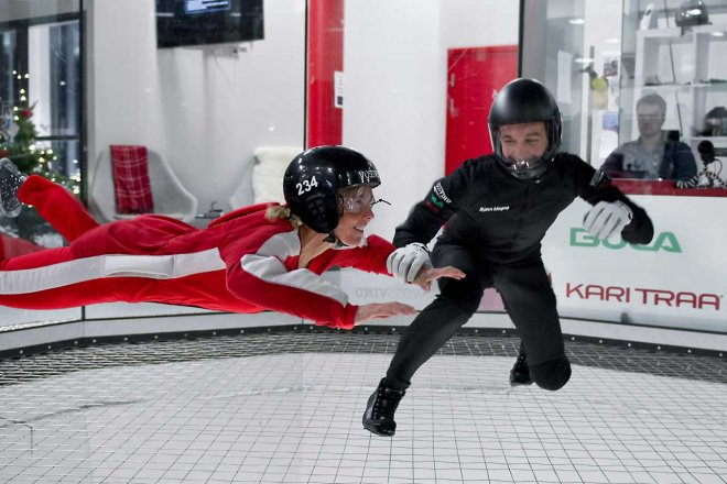 instruksjon-skydiving
